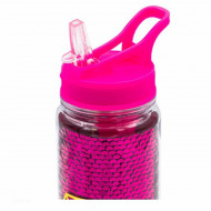 Sticla sport Pufo Shine bright pentru apa cu suport pentru gheata, 500 ml