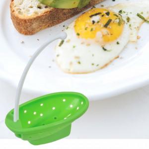 Suport din silicon pentru oua posate