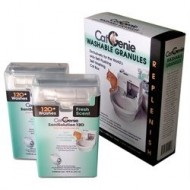 CatGenie combo kit - granule lavabile si SaniSolution