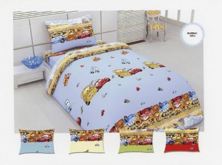 Poze Lenjerie de pat copii Cars