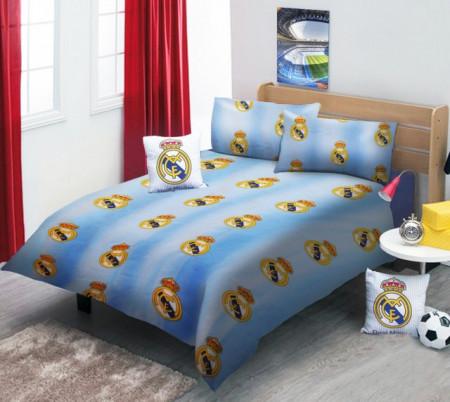 Poze Lenjerie de pat copii Real Madrid ( stoc limitat )