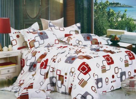 Poze Lenjerie de pat matrimonial Casa New Concept ( stoc limitat )