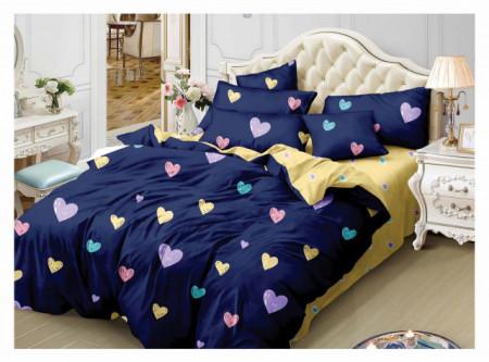 Poze Lenjerie de pat matrimonial Comfort New Fashion