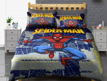 Lenjerie de pat copii Amazing Spiderman ( stoc limitat )