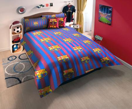 Poze Lenjerie de pat copii Barcelona ( stoc limitat )
