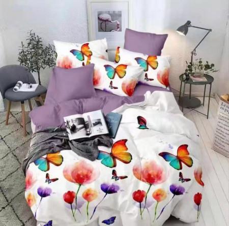Poze Lenjerie de pat matrimonial New Home Collection