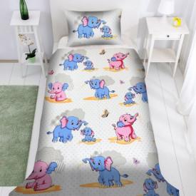 Lenjerie de pat copii Dumbo Disney ( stoc limitat )