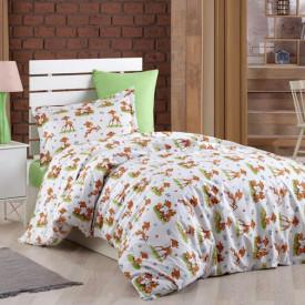 Lenjerie de pat copii Love Bambi