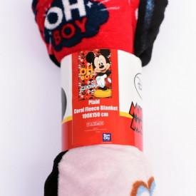 Patura copii fleece Mikey Disney ( stoc limitat )