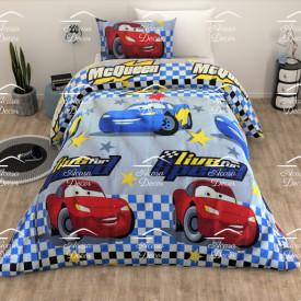Lenjerie de pat copii Cars McQueen