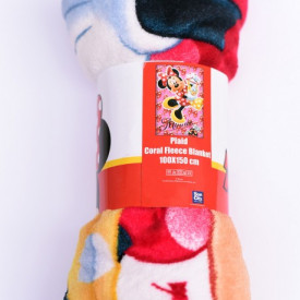 Patura copii fleece Minnie Disney ( stoc limitat )