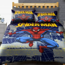 Lenjerie de pat copii Amazing Spiderman ( stoc limitat )