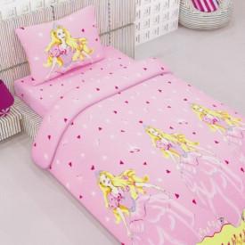 Lenjerie de pat copii Princess Sisi ( stoc limitat )