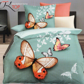 Lenjerie de pat matrimonial New Fashion Home