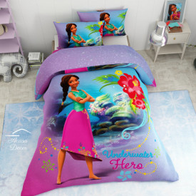 Lenjerie de pat copii Elena din Avalor