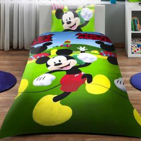 Lenjerie de pat copii Mikey Club ( stoc limitat )