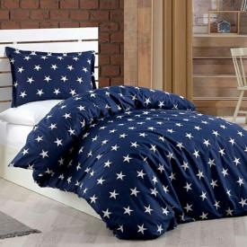 Lenjerie de pat copii Stars blue