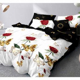 Lenjerie de pat matrimonial Comfort New Fashion