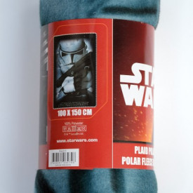 Patura copii fleece Star Wars ( stoc limitat )