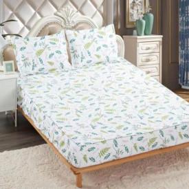 Cearceaf de pat cu elastic finet Sonia