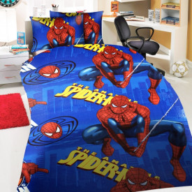 Lenjerie de pat copii Amazing Spiderman 2 ( stoc limitat )