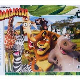 Puzzle Clementoni 60 piese, Madagascar, 33 x 23 cm