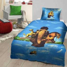 Lenjerie de pat copii Ice Age Disney ( stoc limitat )