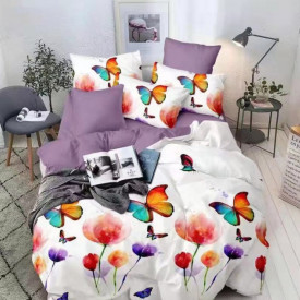 Lenjerie de pat matrimonial New Home Collection