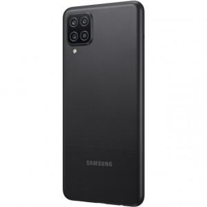 Smartphone Samsung Galaxy A12 (2021), Octa Core, 64GB, 4GB RAM, Dual SIM, 4G, 5 camere