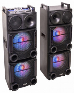 Sistem audio Party Light&Sound PARTY BOX412, 1200 W