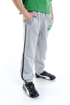 Pantaloni sport gri