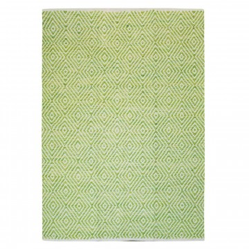 Covor Cocktail 300 - Bumbac - Verde - 1600 g/m²
