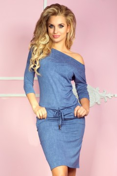 Rochie casual jeans