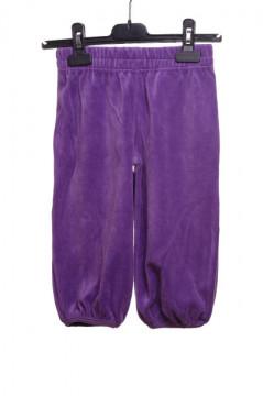 Pantaloni mov pentru fete