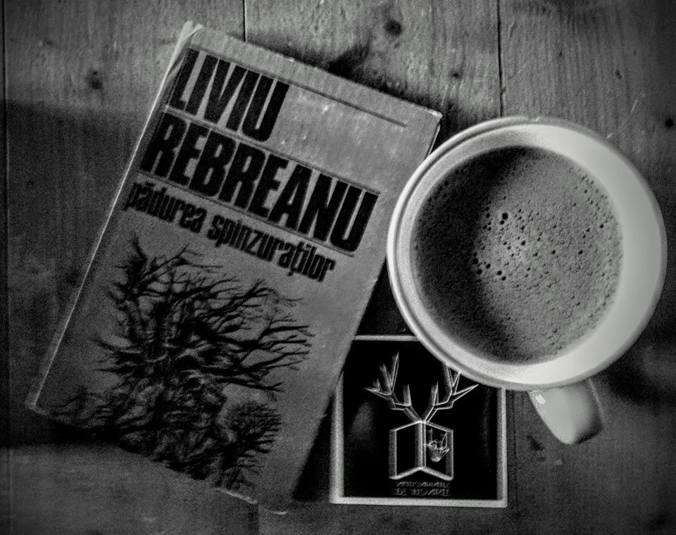 O cafea amară cu Liviu Rebreanu