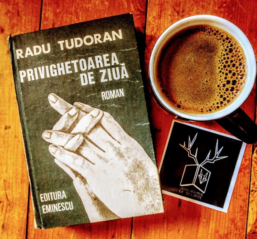 La cafea cu Radu Tudoran