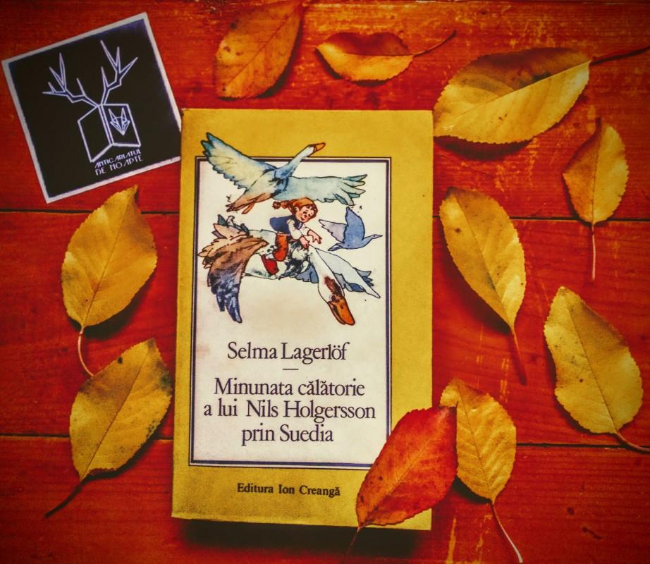 Povești tomnatice cu scriitoarea suedeză Selma Lagerlöf