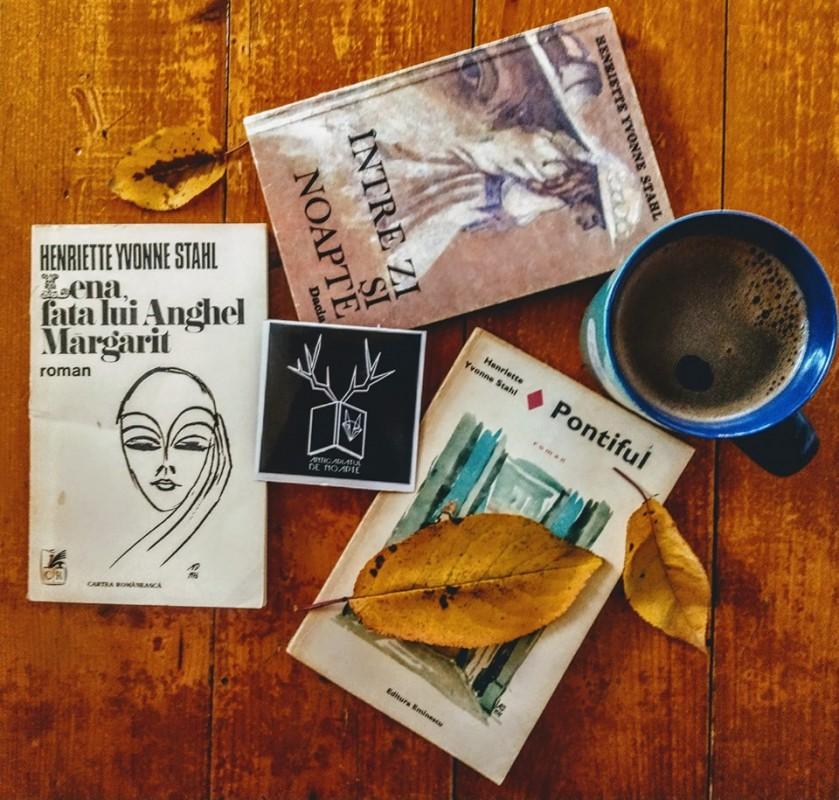 Incursiune tomnatică în opera scriitoarei Henriette Yvonne Stahl