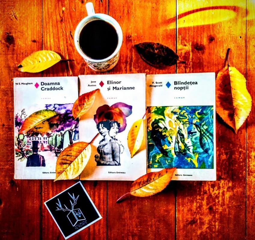 """Noiembrie cu multe cărți bune din colecția """"Romanul de dragoste"""""""