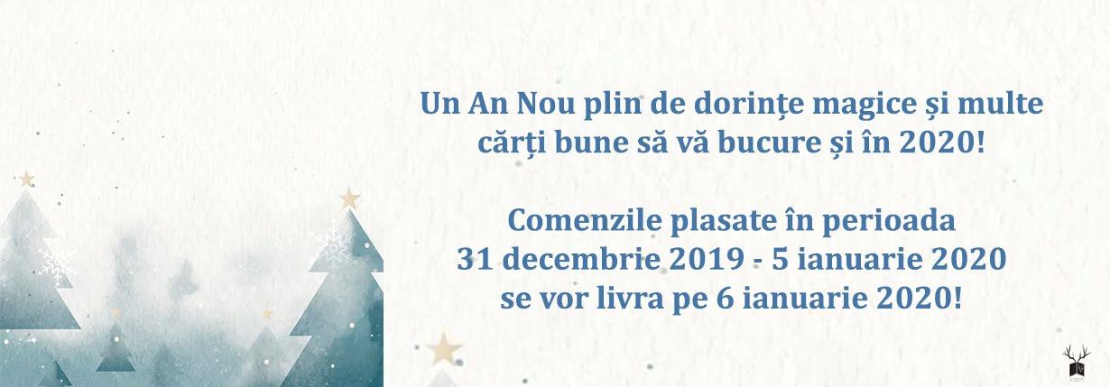 An Nou plin de dorințe și cărți bune!