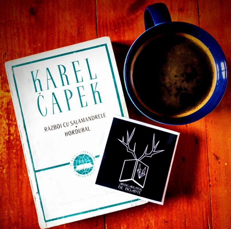 Azi îl sărbătorim pe scriitorul Karel Čapek...