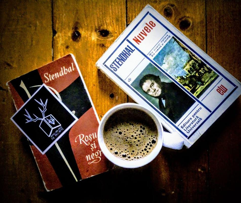 Cu romanele stendhaliene în acest minunat ianuarie...