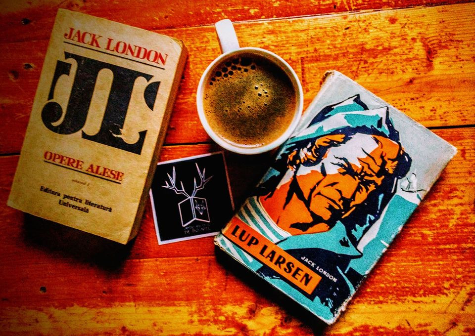 Scrierile lui Jack London sunt perfecte pentru final de iarnă...