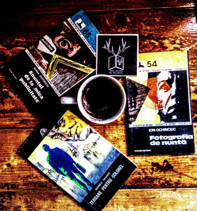 """Multe cărți bune din celebra colecție """"Sfinx"""""""