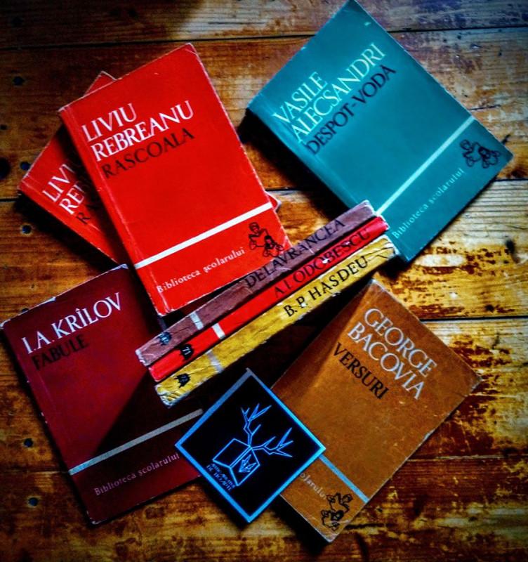 """Multe cărți din colecția """"Biblioteca școlarului"""" te așteaptă chiar acum!"""