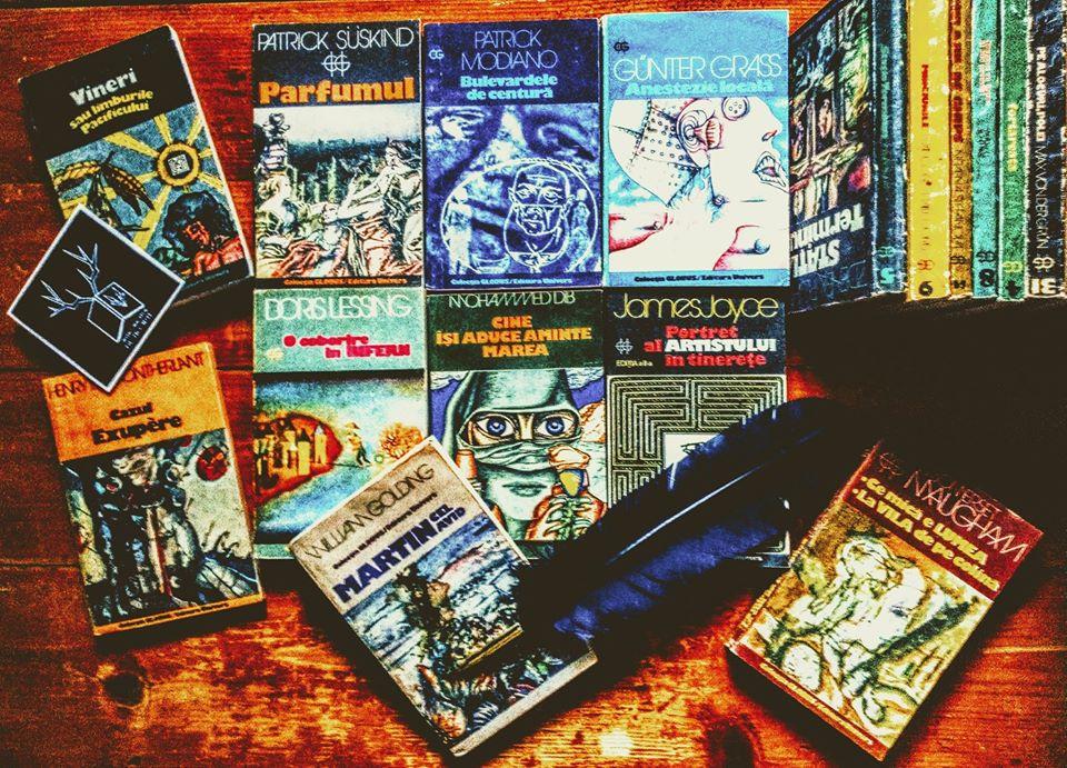 Multe cărți din vechea colecție Globus te așteaptă vara aceasta!