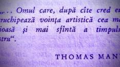 Scriitorul Thomas Mann se năștea acum 146 de ani...