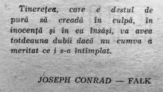 Cărțile lui Joseph Conrad sunt perfecte pentru vara aceasta...