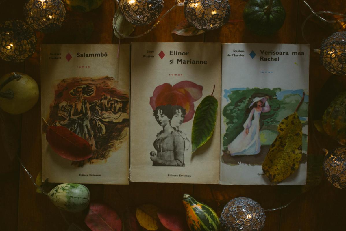 """Colecția """"Romanul de dragoste"""" e pentru cei ce iubesc toamna!"""