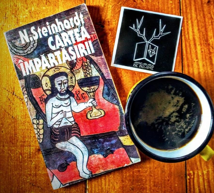 O cafea cu N. Steinhardt